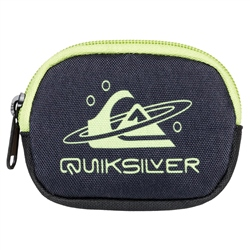 Quiksilver Monedero Wallet - Green Glow