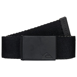 Quiksilver The Jam Youth Belt - Black