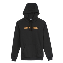 Animal Driver Hoody - Black