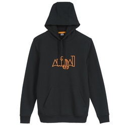 Animal Heriter Hoody - Black