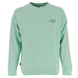 Animal Sclosad Sweatshirt - Ice Cap Green