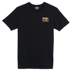 Animal Heritage T-Shirt - Black
