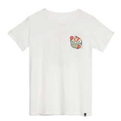 Animal Nostalgia T-Shirt - Coconut Cream