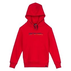 Animal Boys Roadie Hoody - Mars Red