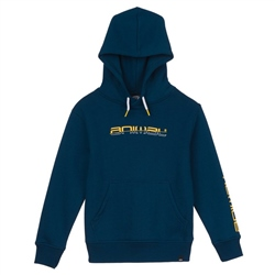 Animal Boys Roadie Hoody - Poseidon Navy Blue
