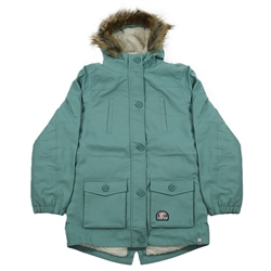 Animal Parkington Jacket - Oil Blue Marl