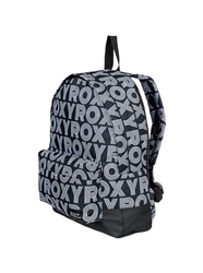 Roxy Sugar Baby Printed 16L Backpack - Anthracite Calif Dreams