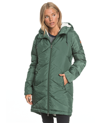 Roxy Storm Warning Jacket - Cilantro