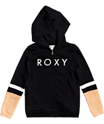 Roxy Sweet Moon Zipped Hoody - Anthracite