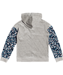 Roxy Thunder Clouds Zipped Hoody - Mood Indigo