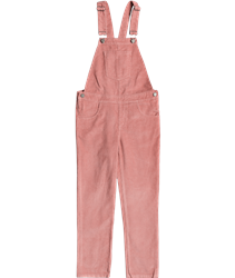 Roxy Animal Spirit Dungarees - Ash Rose