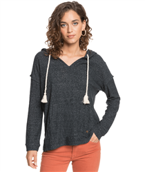 Roxy Lovely Life Hoody - Anthracite