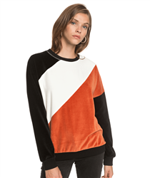 Roxy Surf Spot Sweatshirt - Anthracite