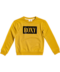 Roxy Spring Day Sweatshirt - Mineral Yellow