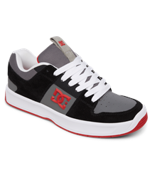 DC Shoes Lynx Zero Shoes - Black & Grey