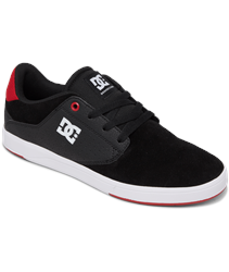 DC Shoes Plaza TC Shoes - Black & Red