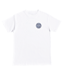 DC Shoes Around The T-Shirt - White