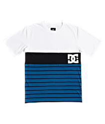DC Shoes Crew Up T-Shirt - White
