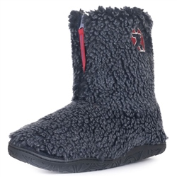 Bedroom Athletics Gosling Slipper Boot - Washed Peacoat Navy