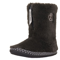 Bedroom Athletics Marilyn Slipper Boot - Charcoal