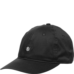 Element Fluky Dad Cap - All Black