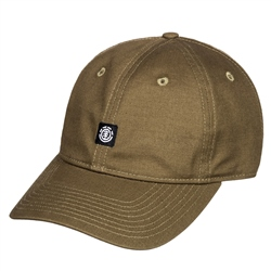 Element Fluky Dad Cap - Army