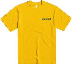 Element Joint T-Shirt - Old Gold