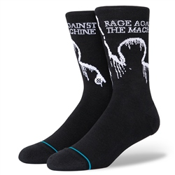 Stance Battle Of LA Socks - Black