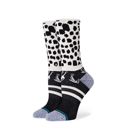 Stance Running Wild Socks - Black