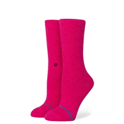 Stance Warm Fuzzies Socks - Pink