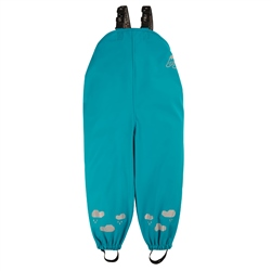 Frugi Puddle Buster Trousers - Teal