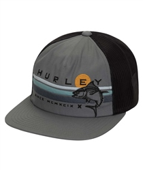 Hurley Fly Fishin Trucker - Grey