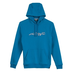 Animal Arkheia Hoody - Gentian Blue