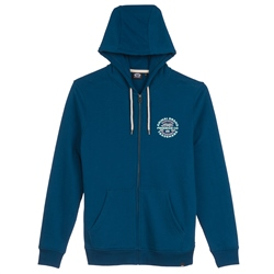 Animal Bucolic Zipped Hoody - Poseidon Navy Blue