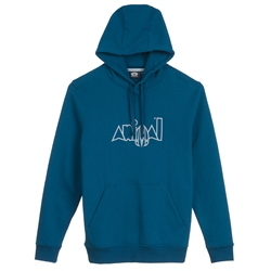 Animal Heriter Hoody - Poseidon Navy Blue