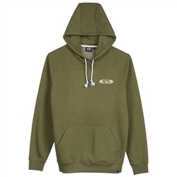 Animal Laidback Hoody - Green