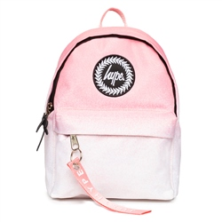 Hype Blush Speckle Fade Mini Backpack - Pink