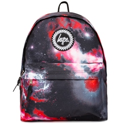 Hype Space Ops Backpack - Black & Red
