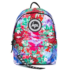 Hype Unicorn Utopia Mini Backpack - Blue & Red