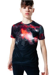 Hype Space Ops T-Shirt - Black
