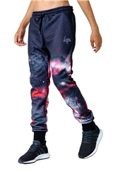 Hype Space Ops Joggers - Black
