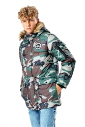 Hype Camo Explorer Jacket - Camo