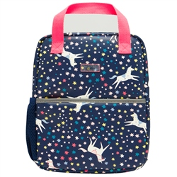 Joules Adventure Backpack - Navy Unicorn