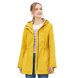 Joules Shoreside Jacket - Antique Gold