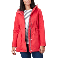 Joules Shoreside Jacket - Red