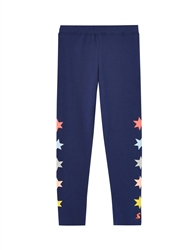 Joules Emilia Luxury Leggings - Navy Stars