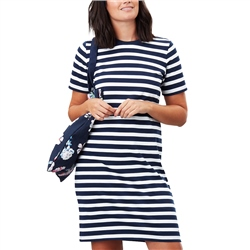Joules Liberty Dress - Navy Stripe