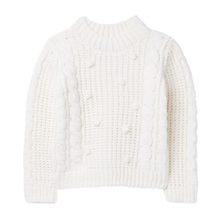 Joules Pomwell Jumper - Cream