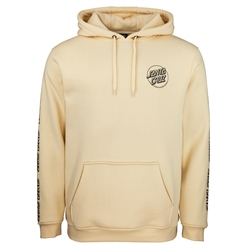 Santa Cruz Opus Dot Hoody - Bone