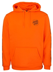 Santa Cruz Opus Dot Hoody - Fluro Orange